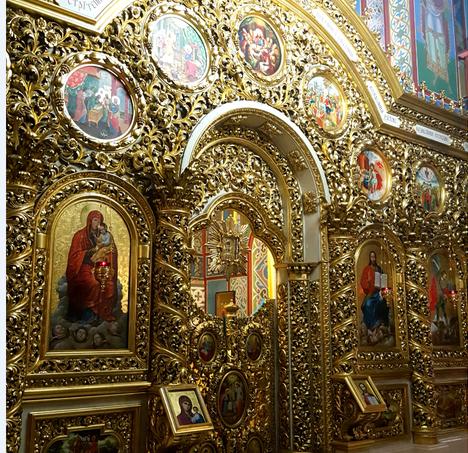Михайловский Златоверхий монастырь фото
